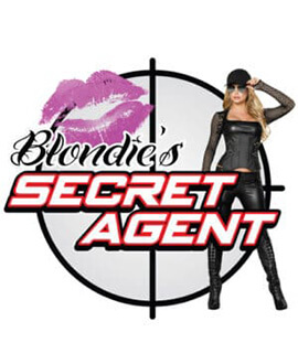 Blondie's Secret Agent